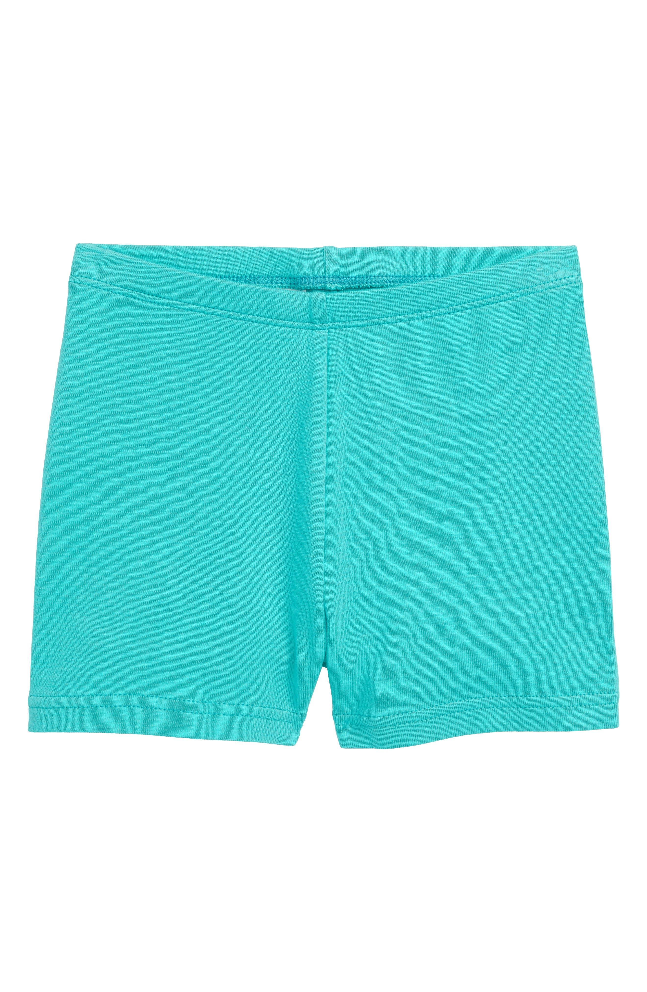 Girls Tea Collection Somersault Shorts Size 4  Bluegreen