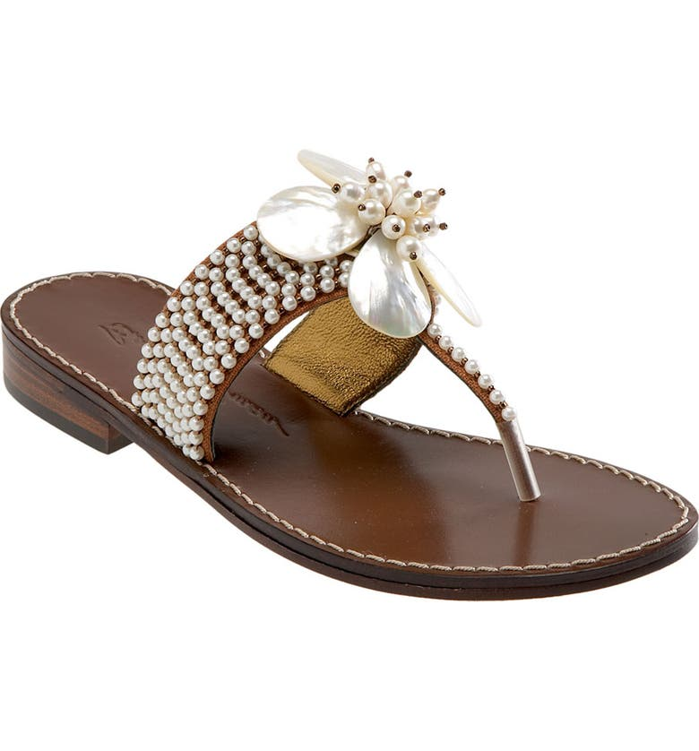 BEVERLY FELDMAN 'Dubai' Sandal, Main, color, 240