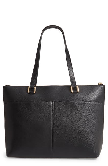 Image of Nordstrom Lexa Pebbled Leather Tote