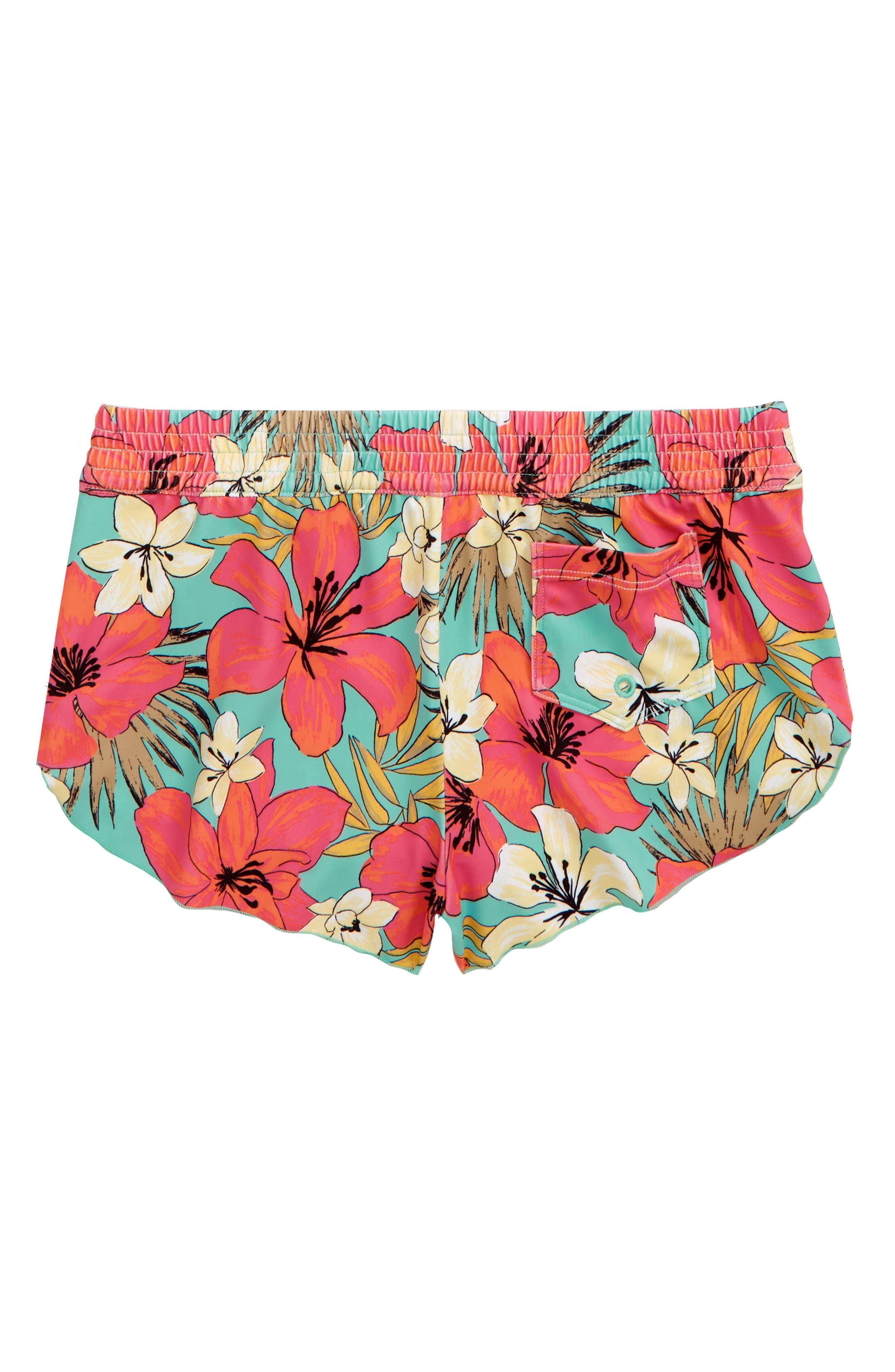 ,                             Aloha Volley Shorts,                             Alternate thumbnail 2, color,                             MO-MINT