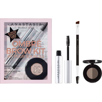 Anastasia Beverly Hills Ombre Brow Set - Dark Brown