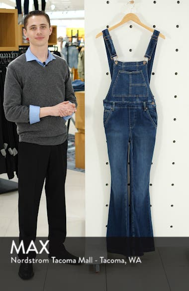Carly Flare Overalls, sales video thumbnail