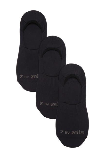 Image of Z By Zella Performance Runner Liner Socks - Pack of 3
