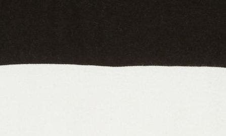 BLACK/ IVORY