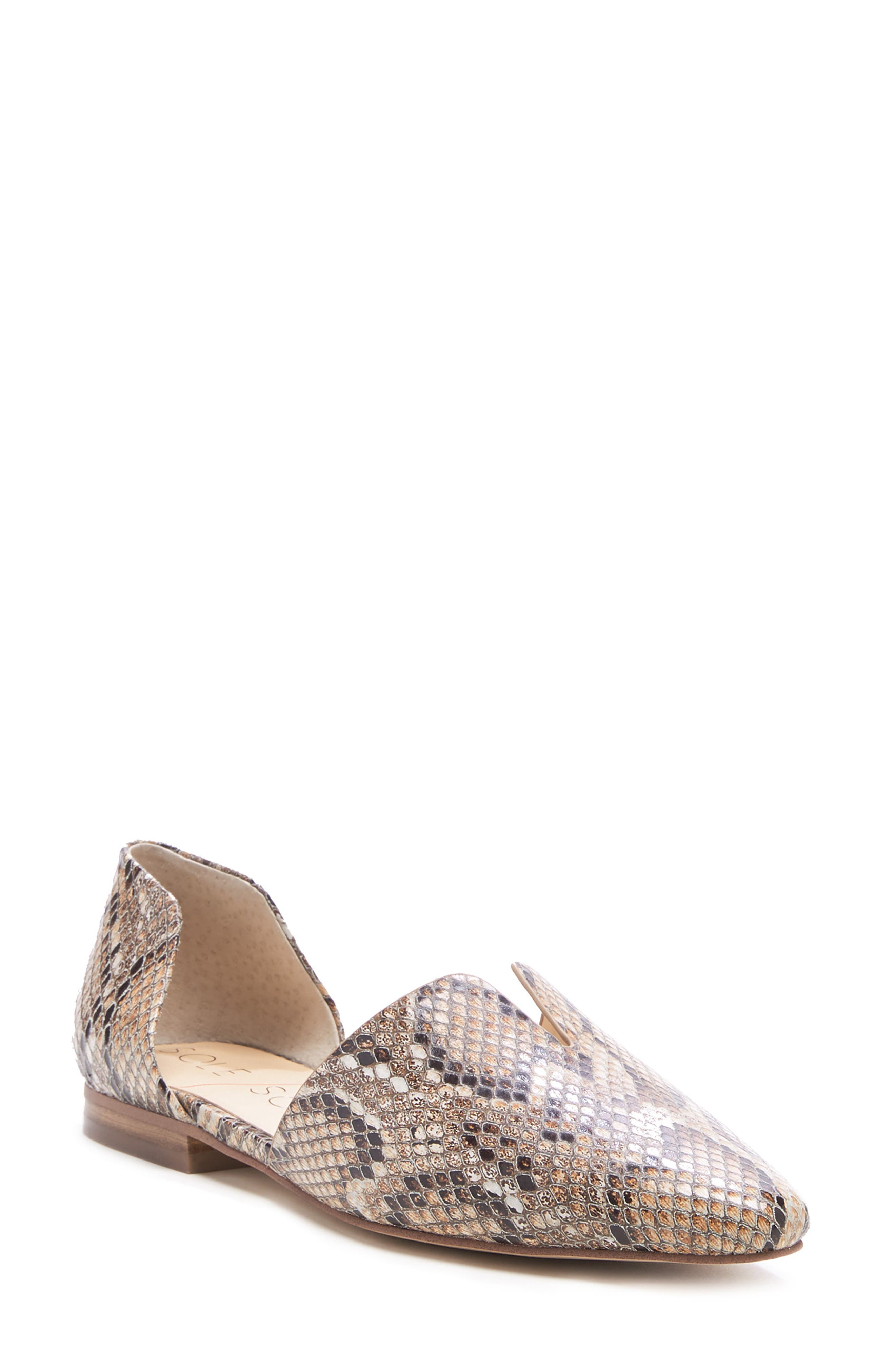 Sole Society Benna d'Orsay Loafer (Women)