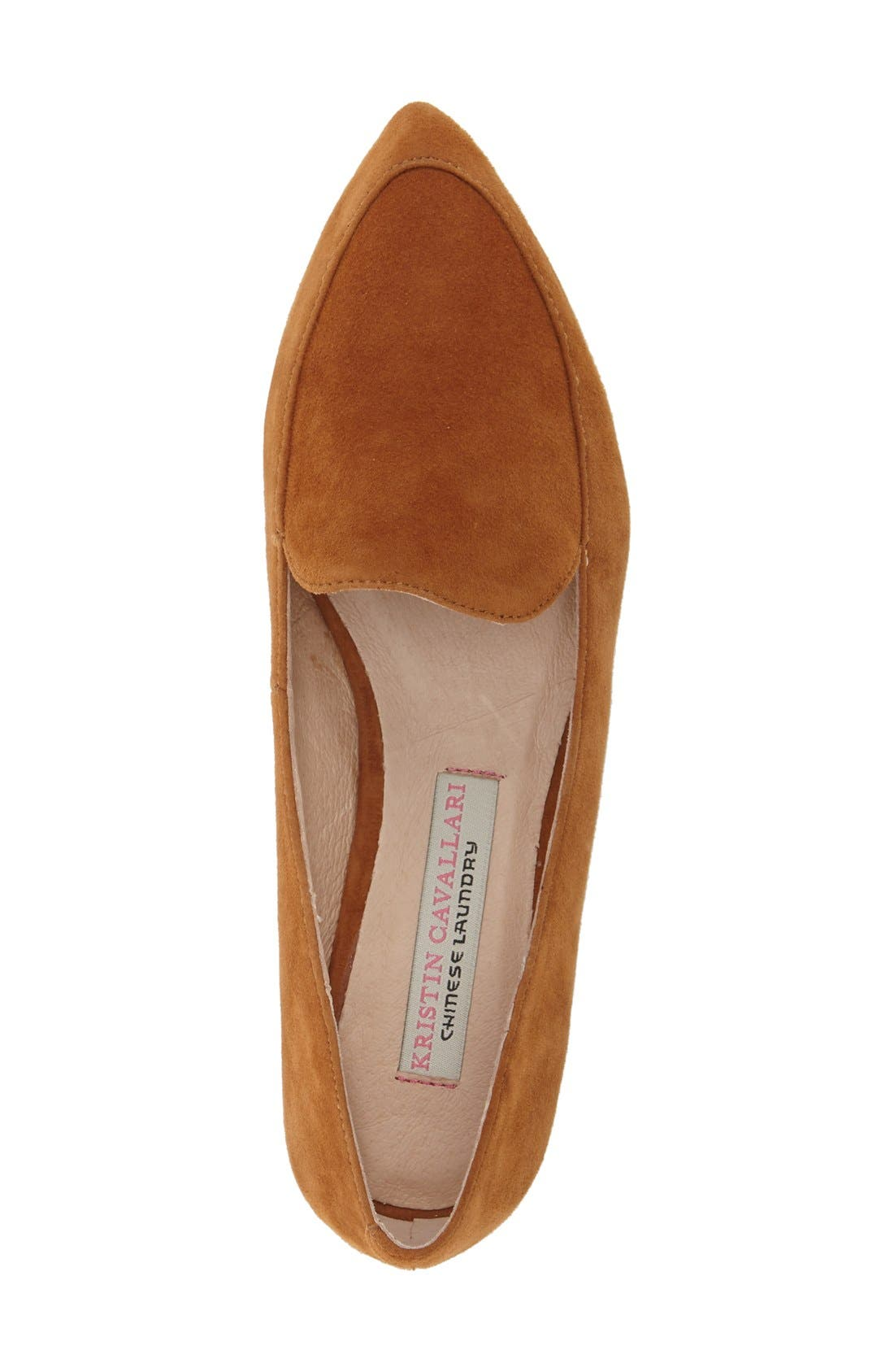 ,                             'Chandy' Loafer,                             Alternate thumbnail 19, color,                             282