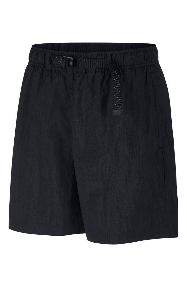 NIKE ACG Men's Shorts, Main, color, BLACK