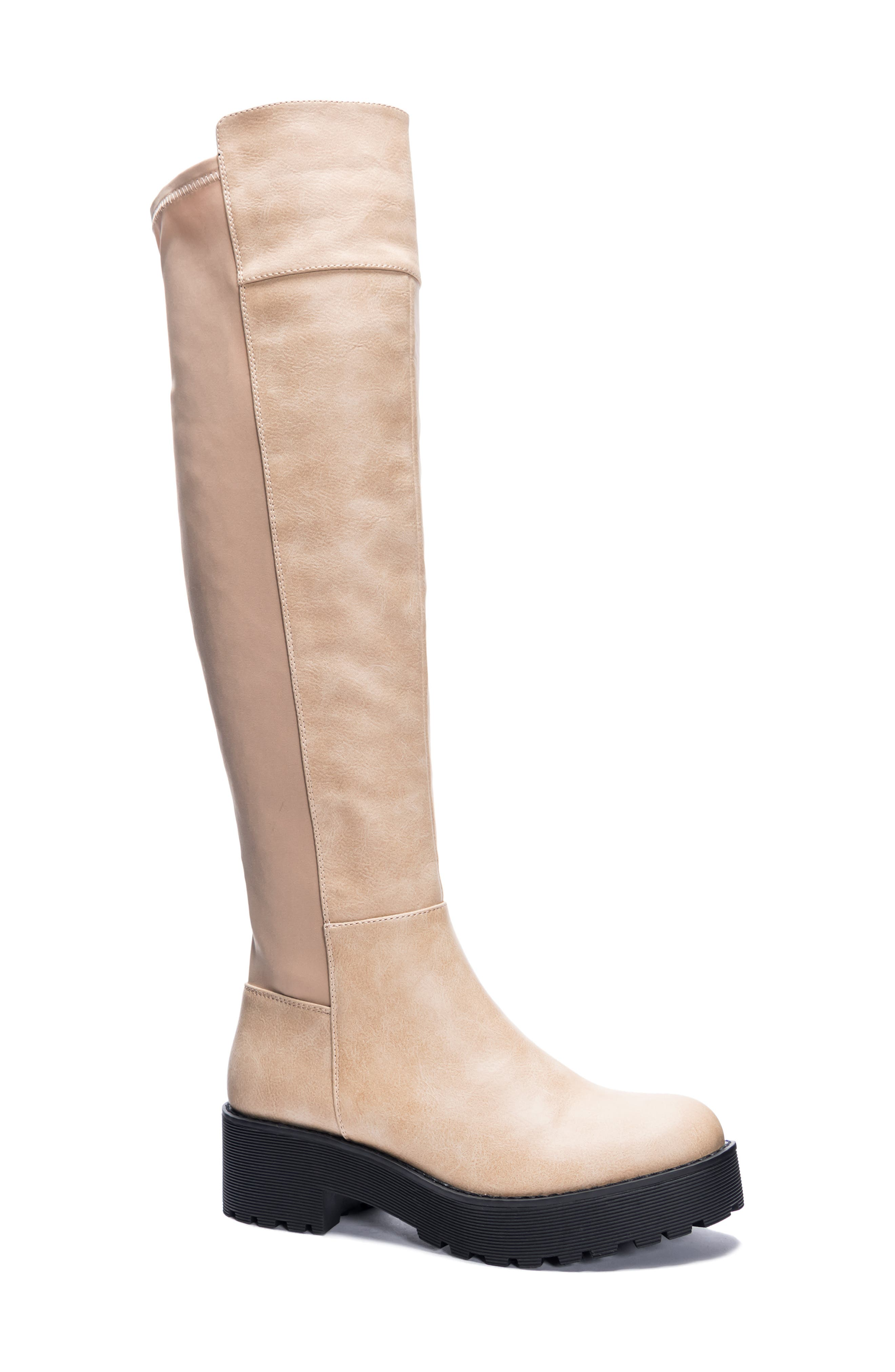 Manifest Over The Knee Boot