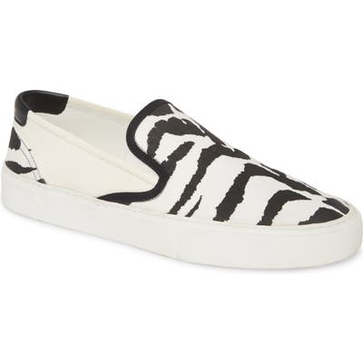 Saint Laurent Venice Slip-On Sneaker, US / 44EU - White