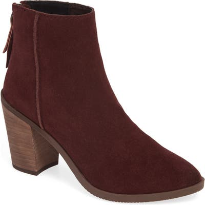 Bp. Heath Bootie- Burgundy