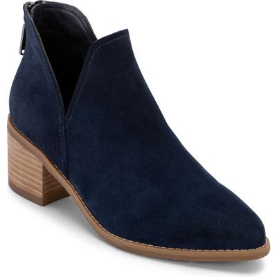 Blondo Esme Waterproof Bootie- Blue