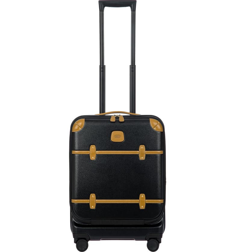 BRIC'S Bellagio 21-Inch Wheeled Carry-On, Main, color, 007