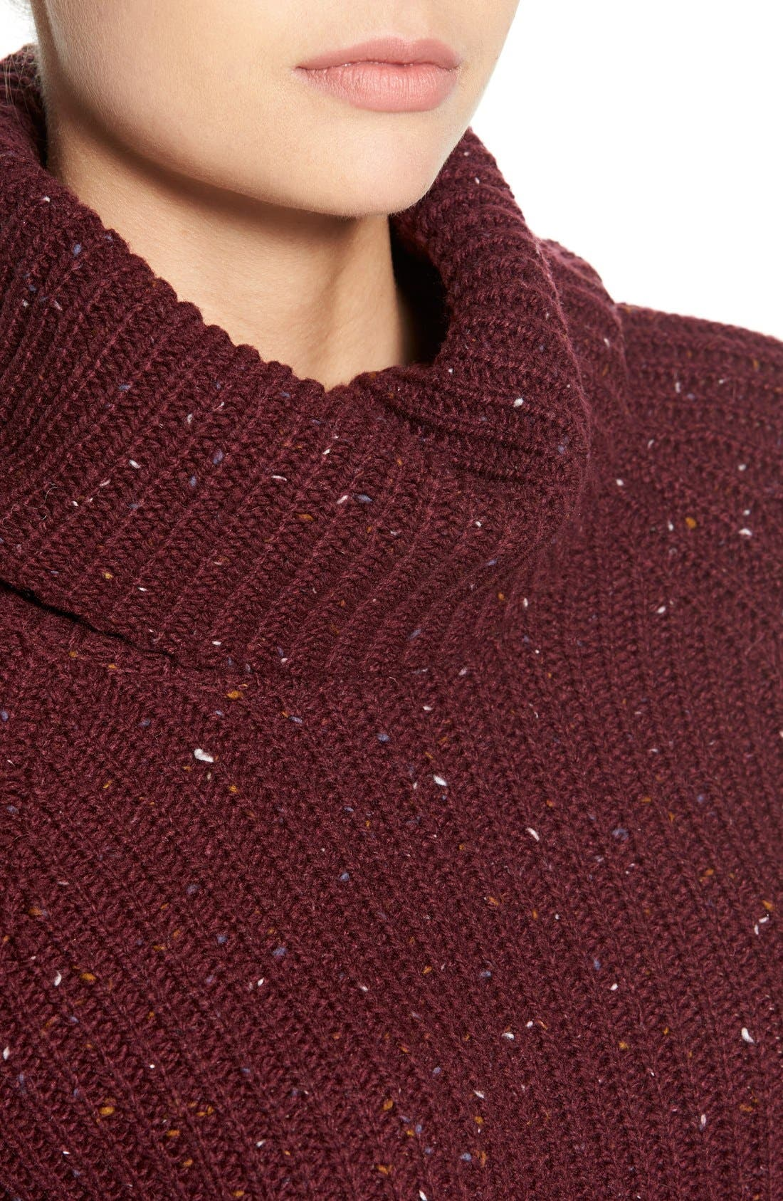 ,                             Turtleneck Sweater,                             Alternate thumbnail 27, color,                             930