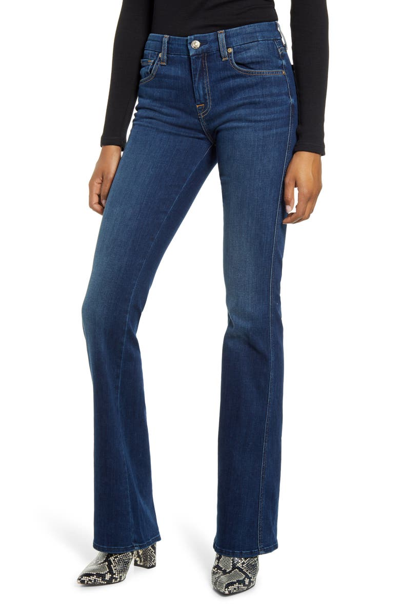7 FOR ALL MANKIND<SUP>®</SUP> A-Pocket Flare Jeans, Main, color, MODERN GALLERY