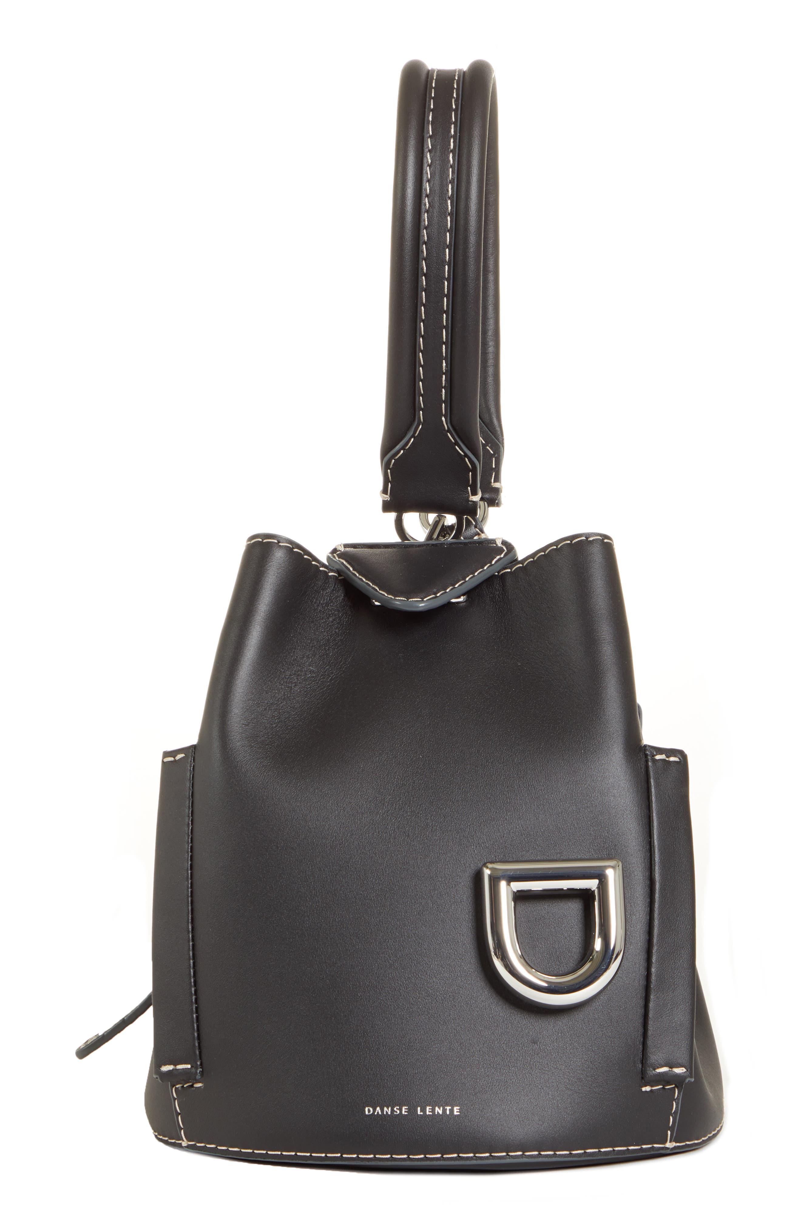 Josh One-Shoulder Bag, Main, color, BLACK/ CHARCOAL