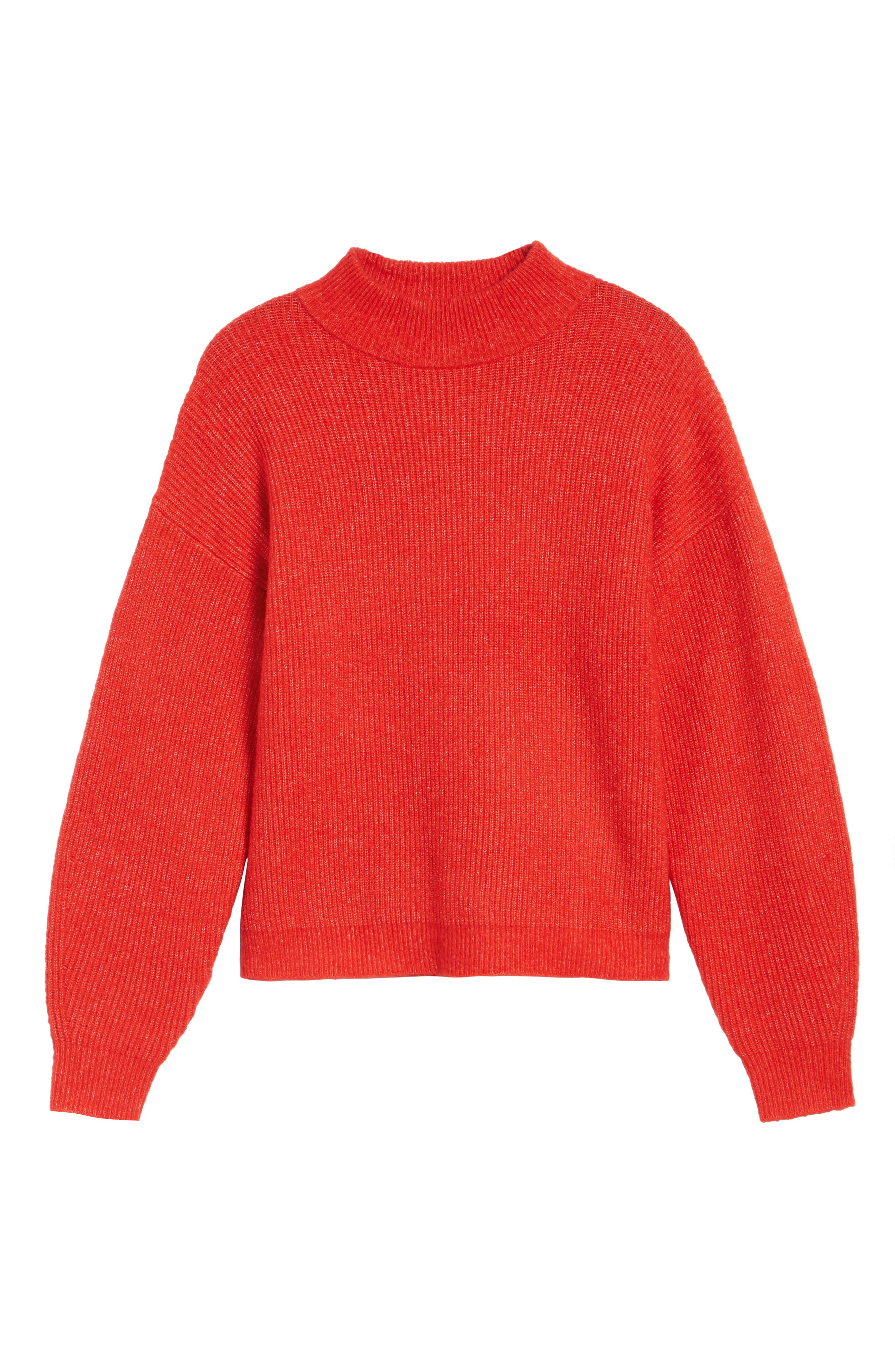 ,                             Cozy Ribbed Pullover,                             Alternate thumbnail 42, color,                             610