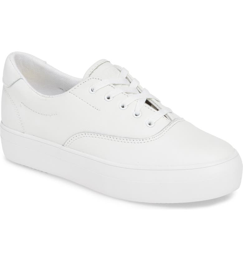 KEDS<SUP>®</SUP> Rise Sneaker, Main, color, WHITE