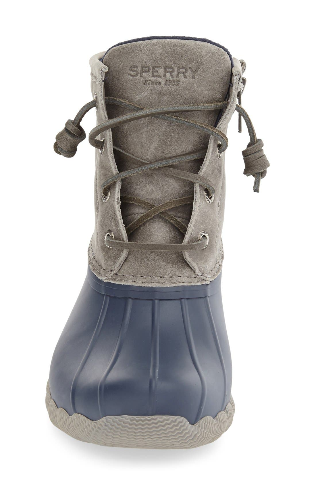 ,                             Saltwater Duck Boot,                             Alternate thumbnail 60, color,                             021