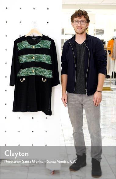 Long Tweed Jacket, sales video thumbnail