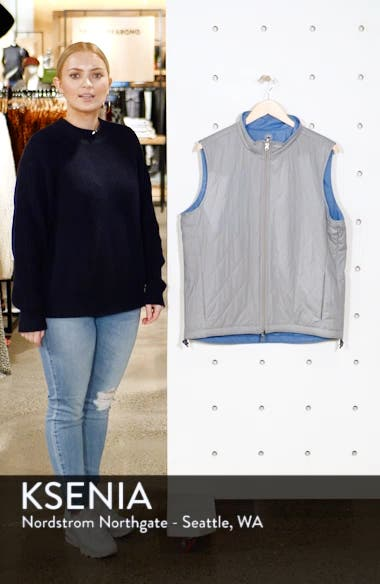 Deuce Water Resistant Reversible Vest, sales video thumbnail