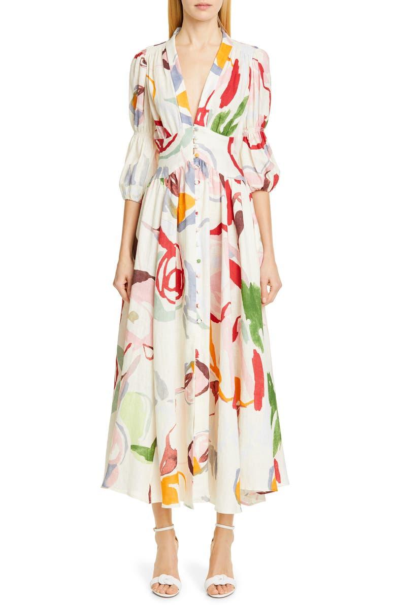 Willow Eyelet Maxi Dress