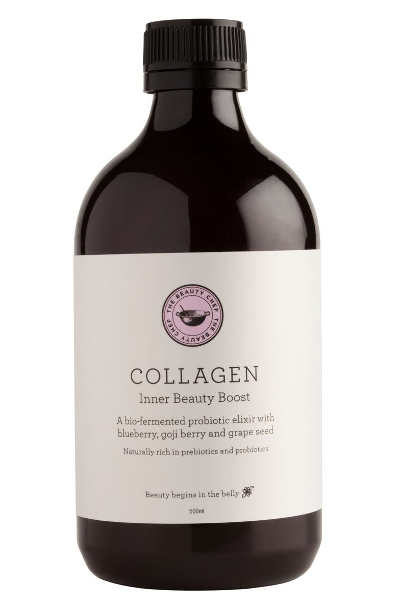 THE BEAUTY CHEF Collagen Inner Beauty Boost, Main, color, NO COLOR