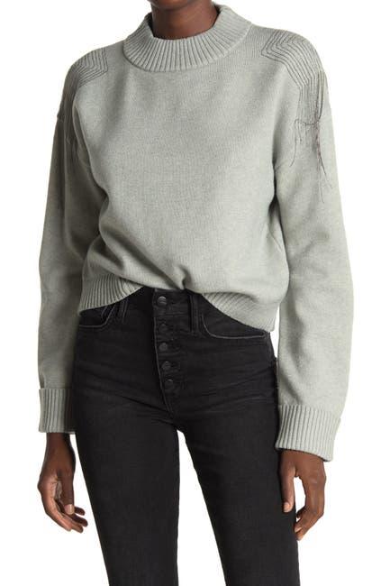 Image of WILDFOX Ronan Stellar Chain Pullover Sweater