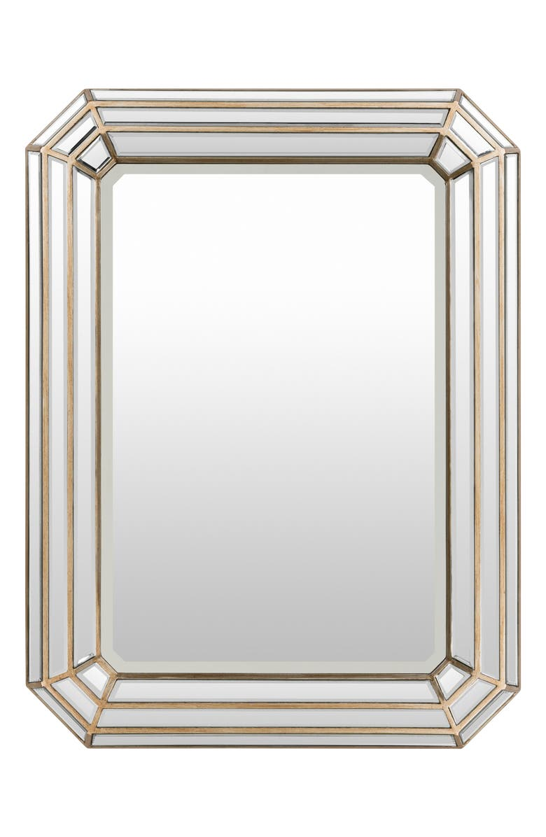 SURYA HOME Gordon Mirror, Main, color, CHAMPAGNE
