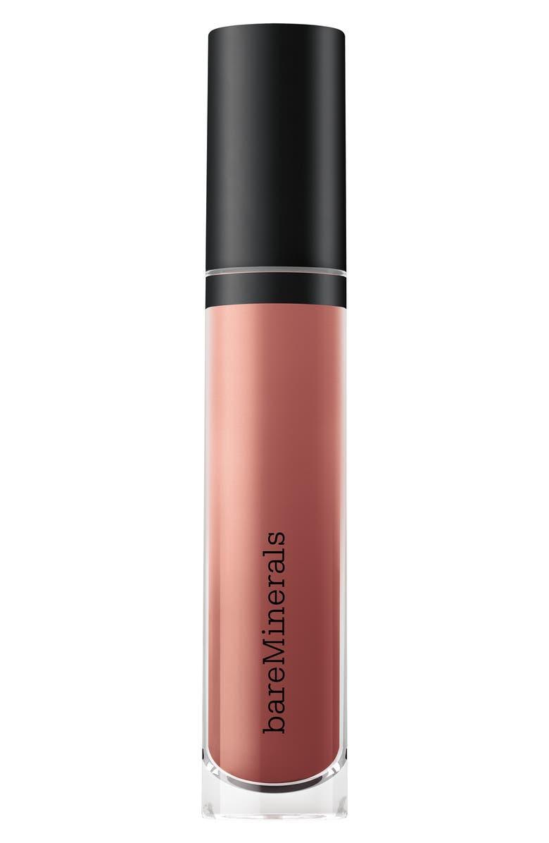 BAREMINERALS<SUP>®</SUP> GEN NUDE<sup>™</sup> Matte Liquid Lipstick, Main, color, BOSS
