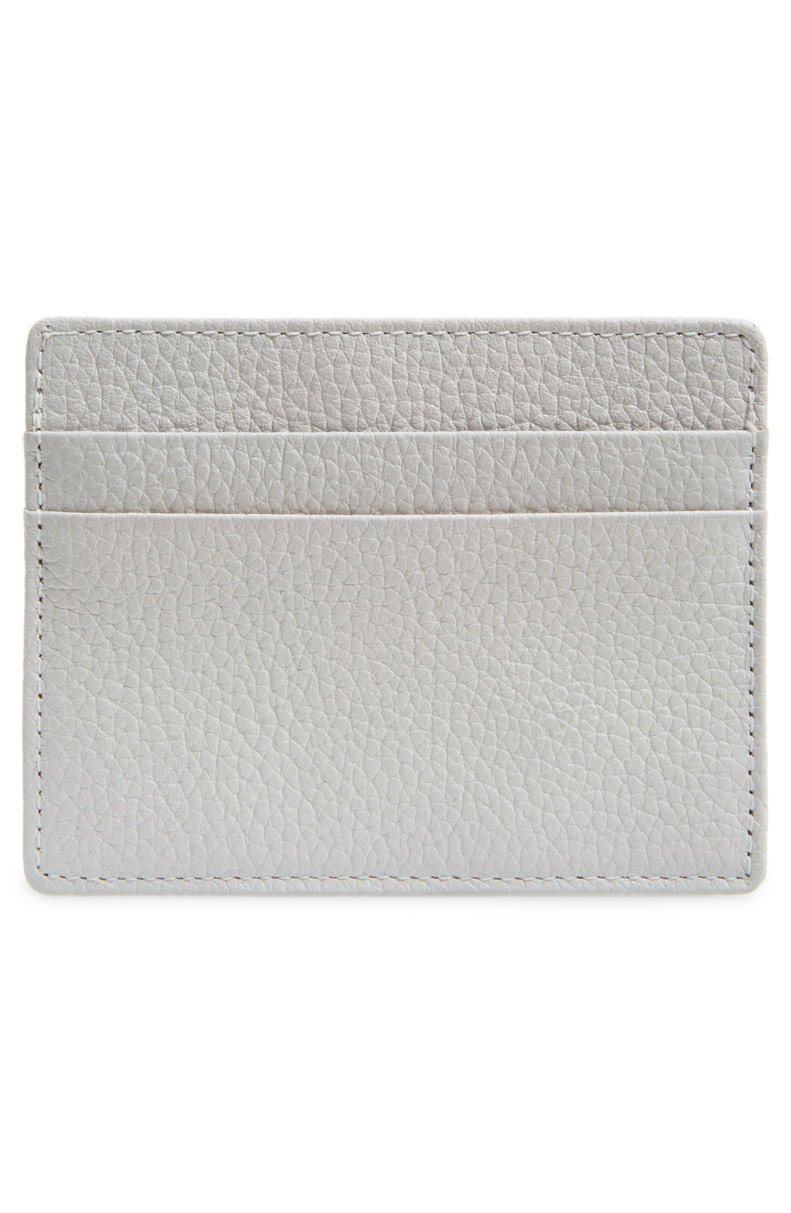 ,                             Jamie Leather Card Case,                             Alternate thumbnail 24, color,                             050