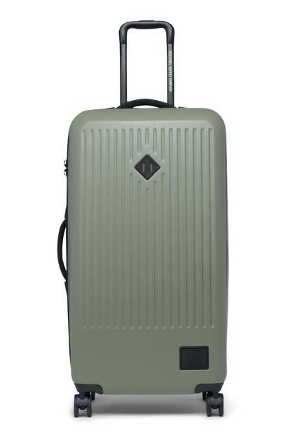 Herschel Supply Co. Shoes TRADE 34-INCH LARGE WHEELED PACKING CASE - GREEN