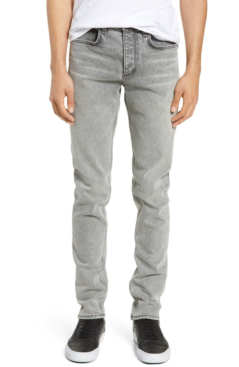 RAG & BONE Fit 1 Skinny Fit Jeans, Main, color, 010