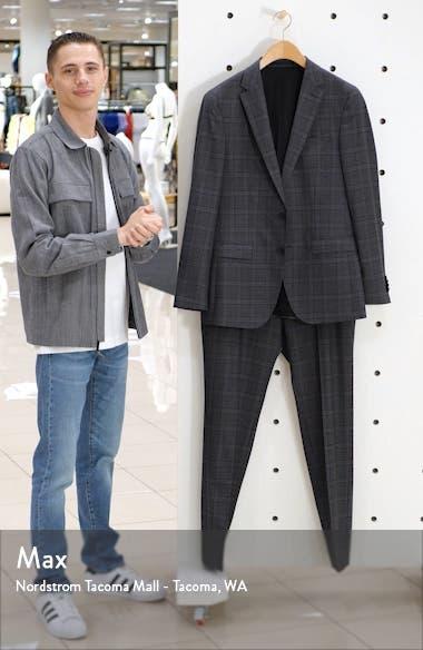 Nova/Ben Trim Fit Wool Suit, sales video thumbnail