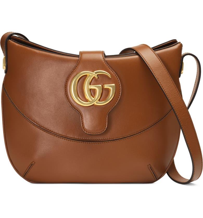 2213e13c0 Medium Arli Leather Shoulder Bag, Main, color, 215