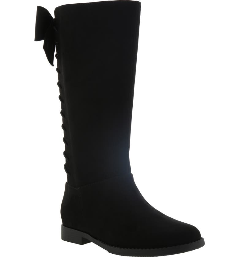 KENNETH COLE NEW YORK Kenneth Cole Kennedy Julie Boot, Main, color, BLACK