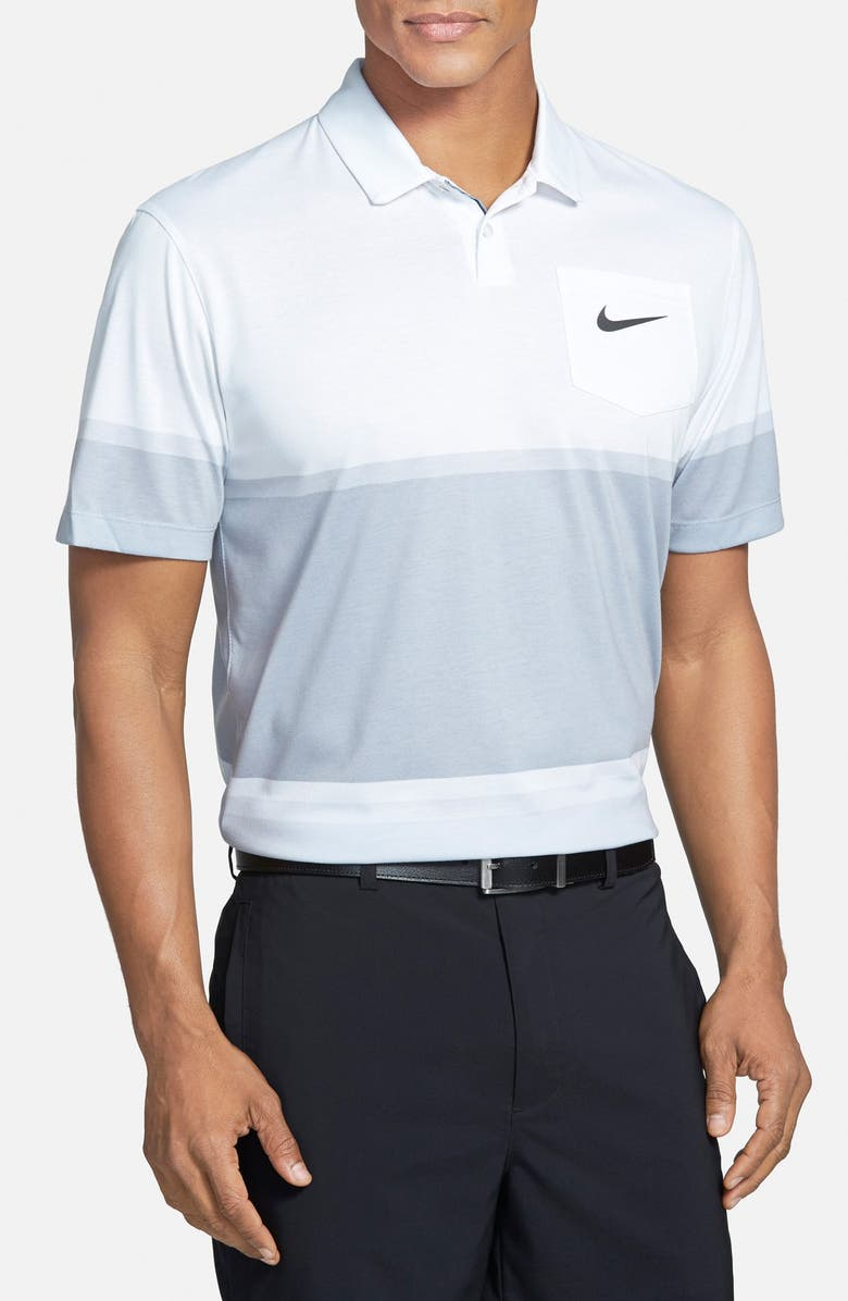 nike polo with pocket