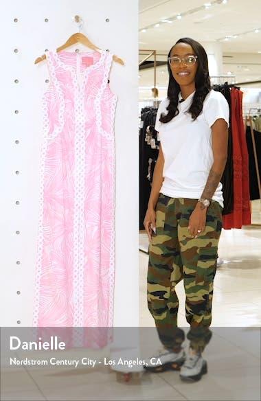 Daise Stretch Maxi Dress, sales video thumbnail