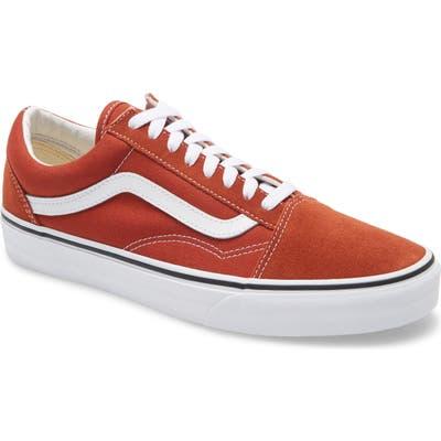 Vans Old Skool Sneaker, Orange
