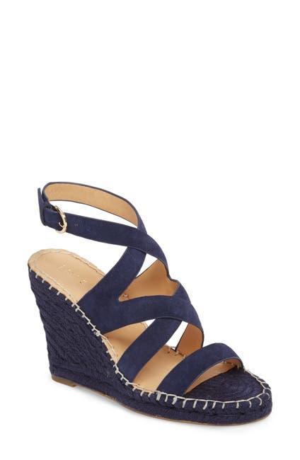Image of Joie Korat Studded Wedge Espadrille Sandal