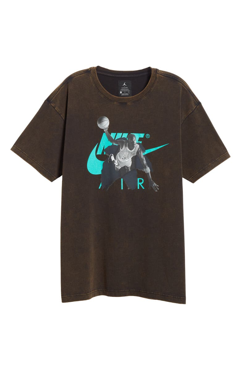 JORDAN Air Men's Graphic T-Shirt, Main, color, 010
