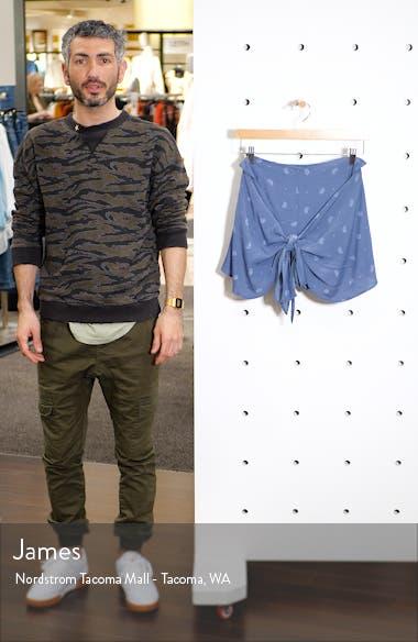 Caroline Tie Front Shorts, sales video thumbnail