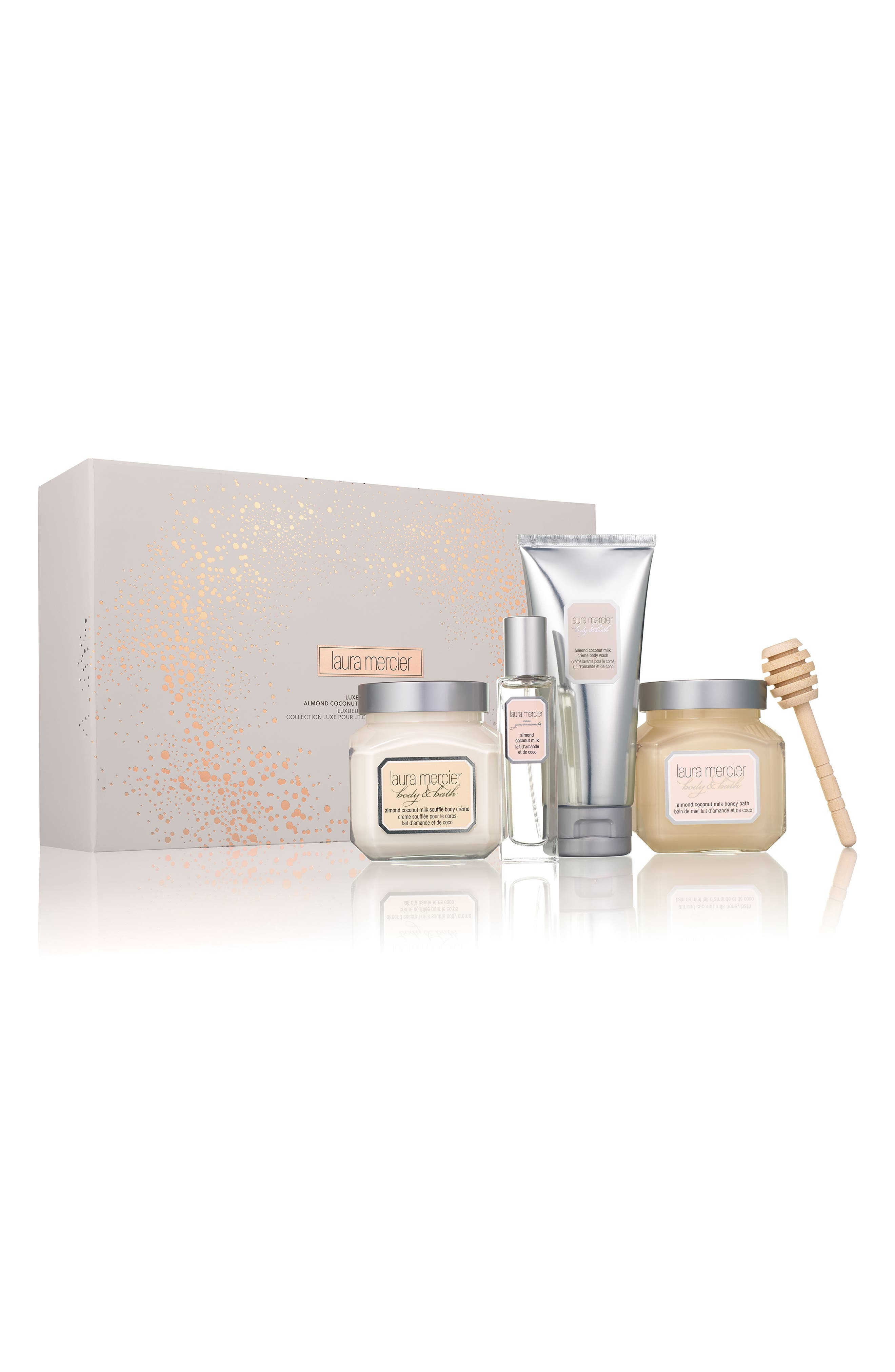 ,                             Almond Coconut Milk Luxe Indulgences Collection,                             Main thumbnail 1, color,                             000