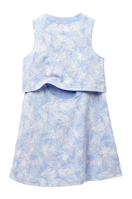 Image of 7 For All Mankind Open Back Popover Dress