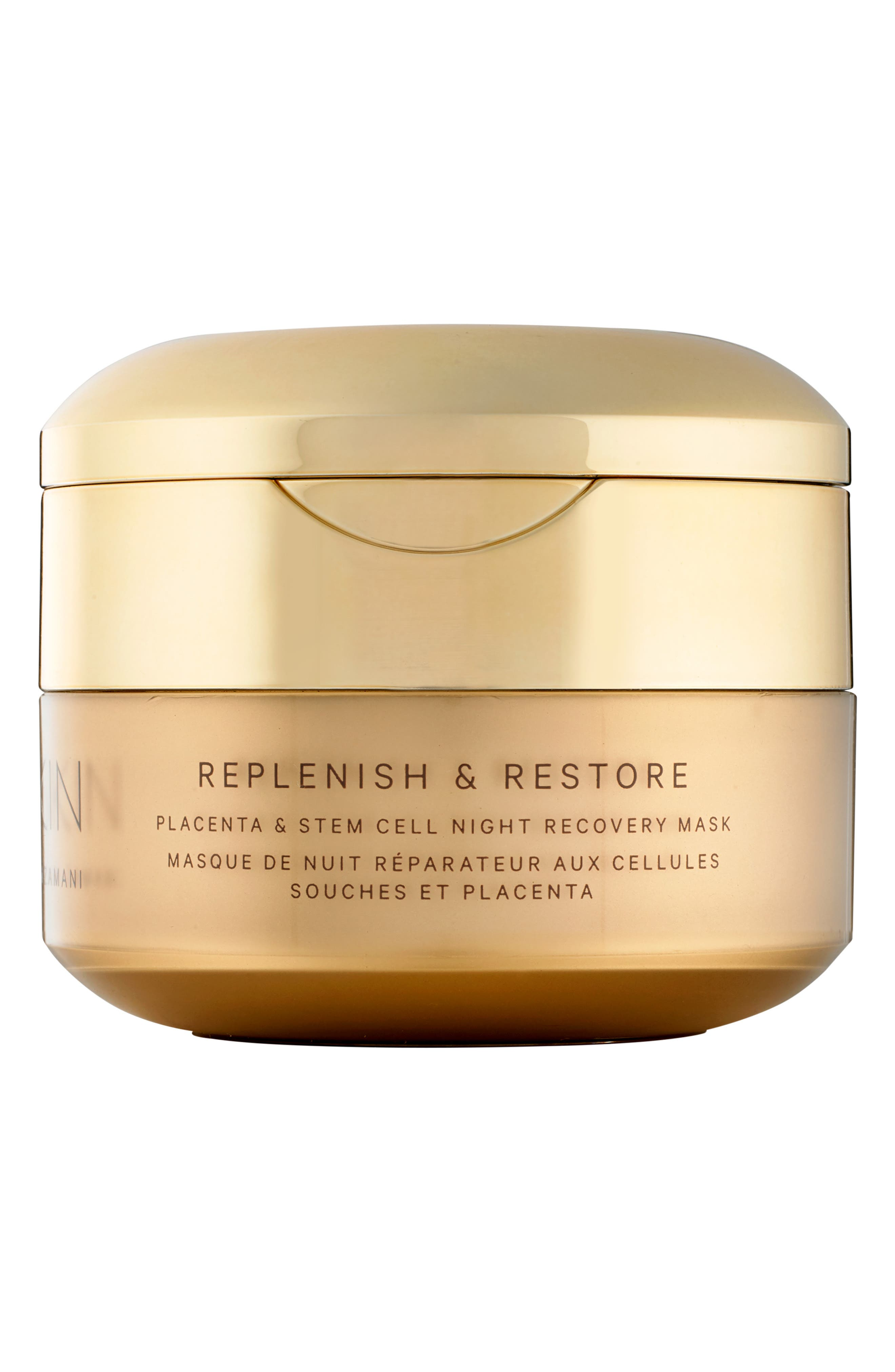 Replenish & Restore Placenta & Stem Cell Night Recovery Mask