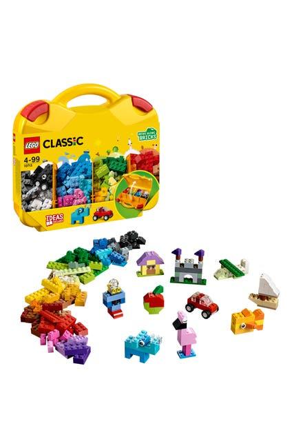Image of Lego Classic Creative Suitcase
