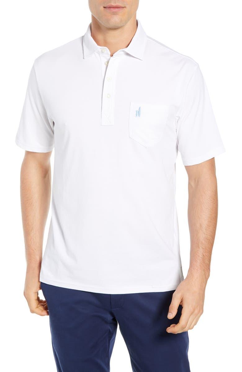 JOHNNIE-O The Original Regular Fit Polo, Main, color, 100