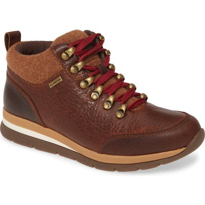 Bionica Tierra Lace-Up Boot, Brown