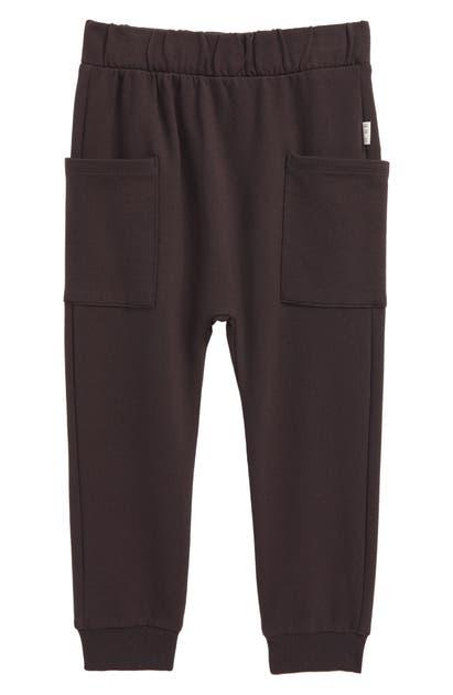 Miles Baby Kids' Baby Sweatpants In Dark Grey