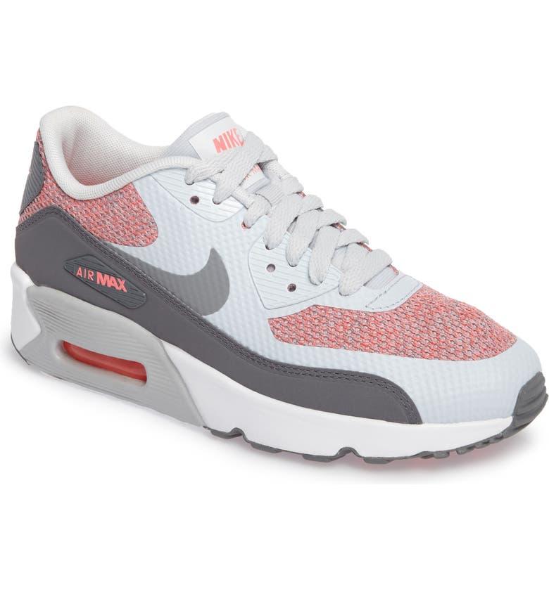 on sale e0317 cbea1 Nike Air Max 90 Ultra 2.0 SE Sneaker (Big Kid) | Nordstrom