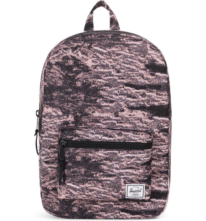 HERSCHEL SUPPLY CO Settlement Mid Volume Backpack, Main, color, ASH ROSE D
